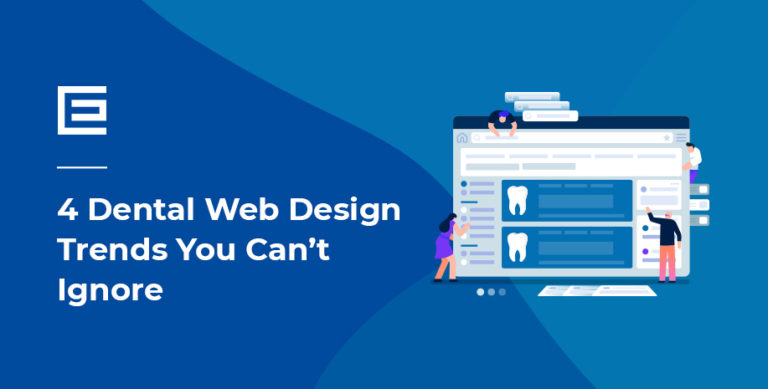 Dental Web Design Trends 2019