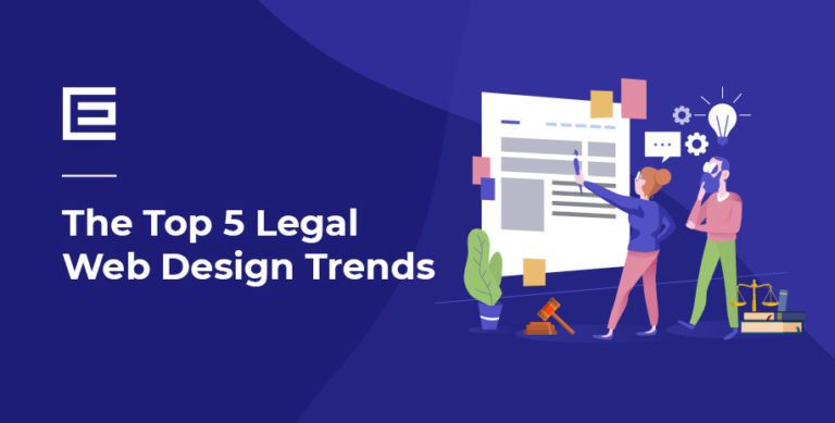 trends attorney websites