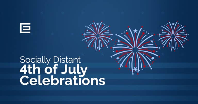 Socially Distant July 4th Fireworks Celebrations