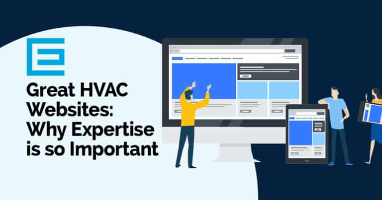 Show expertise in your HVAC website for SEO boost