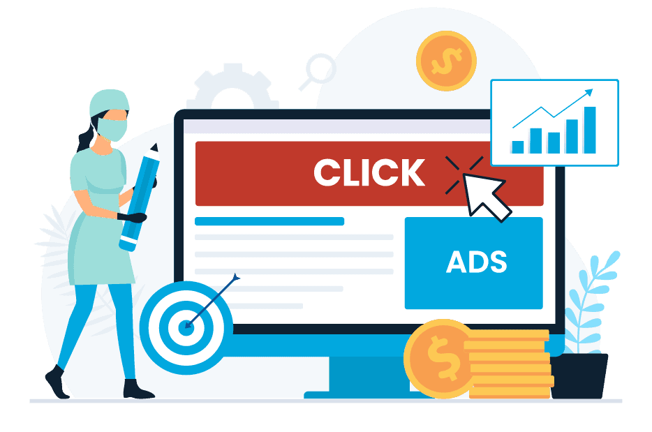 pay per click remarketing ads for plastic surgeons